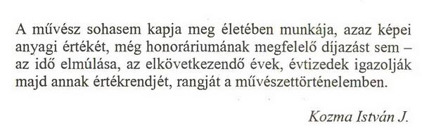 Kozma István NB.